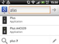 Plus A4C639 - Keyboard Theme 1 Screenshot