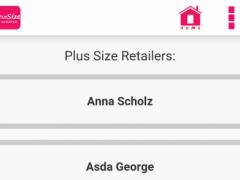 Plus Size Clothing Shopping 1.0 Screenshot