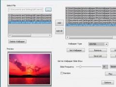 PM Wallpaper Slideshow 1.0.1 Screenshot