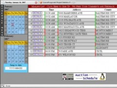 PMnet Auction Scheduler  Screenshot