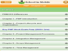 PMP Exam Prep PMBOK5 1.1 Screenshot