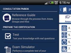 PMPocket (PMP Exam PMBOK Ref) 3.3 Screenshot