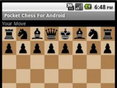 Pocket chess for android 1.02 Screenshot