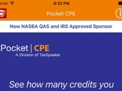 Pocket CPE by TaxSpeaker LLC 4.1.4 Screenshot