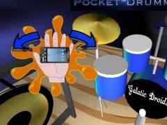 Pocket Drummer 360 1.1 Screenshot