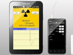 Pocket Geiger 1.02 Screenshot