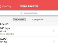 Pocket Malls Singapore 1.1 Screenshot