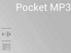Pocket MP3 1.0 Screenshot