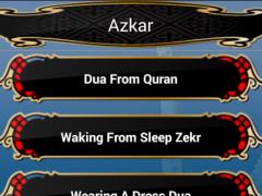 Pocket Muslim Azkar 1.1 Screenshot