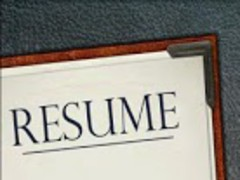 Pocket Resume 1.0 Screenshot