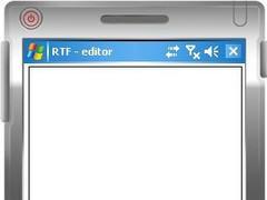 Pocket Visual Editor 0.9 Screenshot