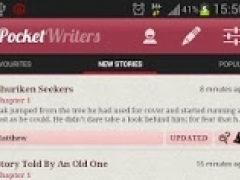 Pocket Writers 2.1.5 Screenshot
