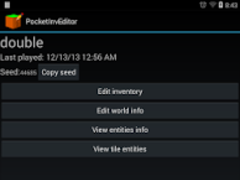 Review Screenshot - Minecraft Editor – Add Items to Your Minecraft PE Inventory