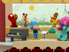 Pocoyo Classical Music - Free! 2.31 Screenshot