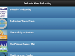 Podcasts About Podcasting 2.0.2 Screenshot
