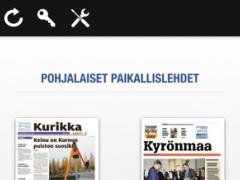 Pohjalaiset paikallislehdet 2.0.4882 Screenshot