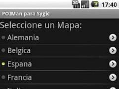POIMan for Sygic 1.2 Screenshot