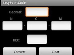Point Code Convert 1.0 Screenshot