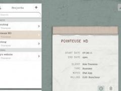 Pointeuse HD 1.0.3 Screenshot