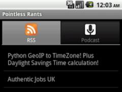 Pointless Rants 1.1 Screenshot
