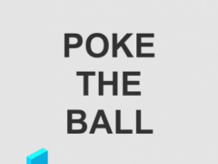 Poke the Ball One Touch Game 1.0 Screenshot