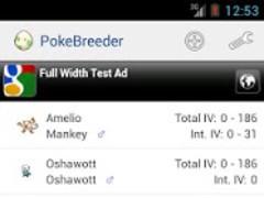 PokeBreeder  Screenshot