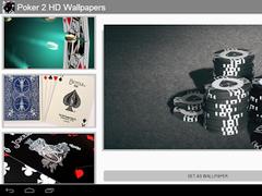 Poker 2 HD wallpapers 2.1 Screenshot