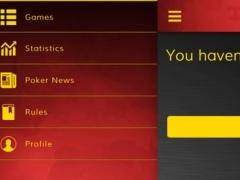 Poker Account Free (EN) 1.1.13 Screenshot