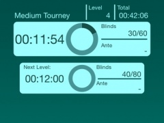 Poker Blind Timer Lite 2.2 Screenshot