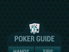 Poker Guide HD 2.3.4 Screenshot