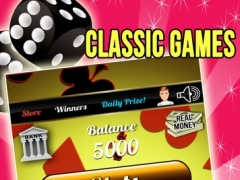 Poker House of Vegas with Roulette Wheel, Blackjack Blitz and More! 3.1 Screenshot