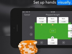 Poker Postgame - Record Poker Hands 1.3.1 Screenshot