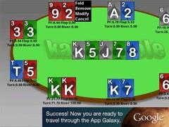 Poker simulator 2.2 Screenshot
