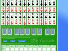 Poker - The Calculatr 1 Screenshot