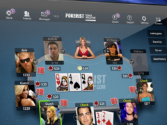 Review Screenshot - Play Texas Holdem Poker on Your Phone on the Go