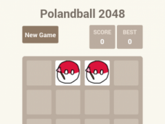 Polandball 2048 0.1 Screenshot