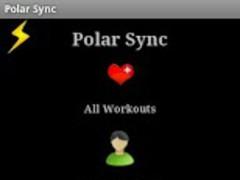 Polar Sync 1.0 Screenshot