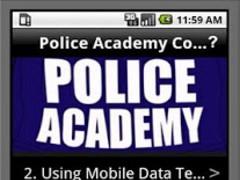 Police Academy: Communications 1.4 Screenshot