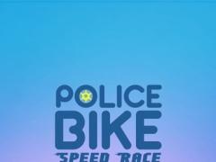 Police Bike Speed Race 1.4 Screenshot