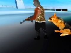 Police Dog : Modern Pirate Chase 1.1 Screenshot