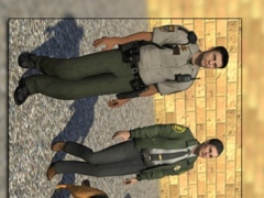 Police Dog Subway Security 1.0 Screenshot