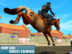 Police Horse Crime City Chase 1.6 Screenshot