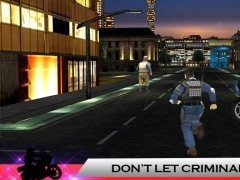 Police Moto: Criminal Chase 1.0 Screenshot