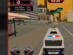 Police officer Bus City Driver 1.1 Screenshot