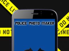 Police Photo Maker 3.0 Screenshot
