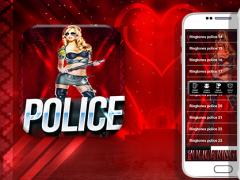 Police Ringtones free 1.0 Screenshot