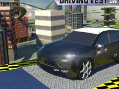 Police Roof Car Jump & Stunts 1.1 Screenshot