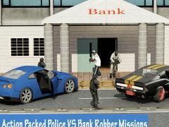 Police vs Bank Robbers 1.0 Screenshot