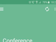 Polwarth Medical Conference 1.0 Screenshot