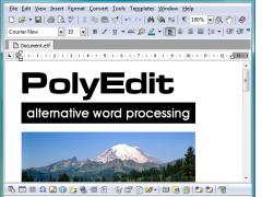 PolyEdit Lite 5.4 Screenshot
